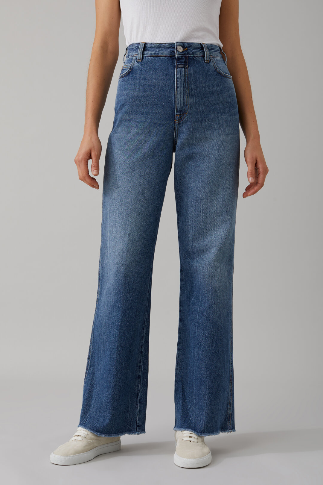 Kathy Historic Indigo Denim