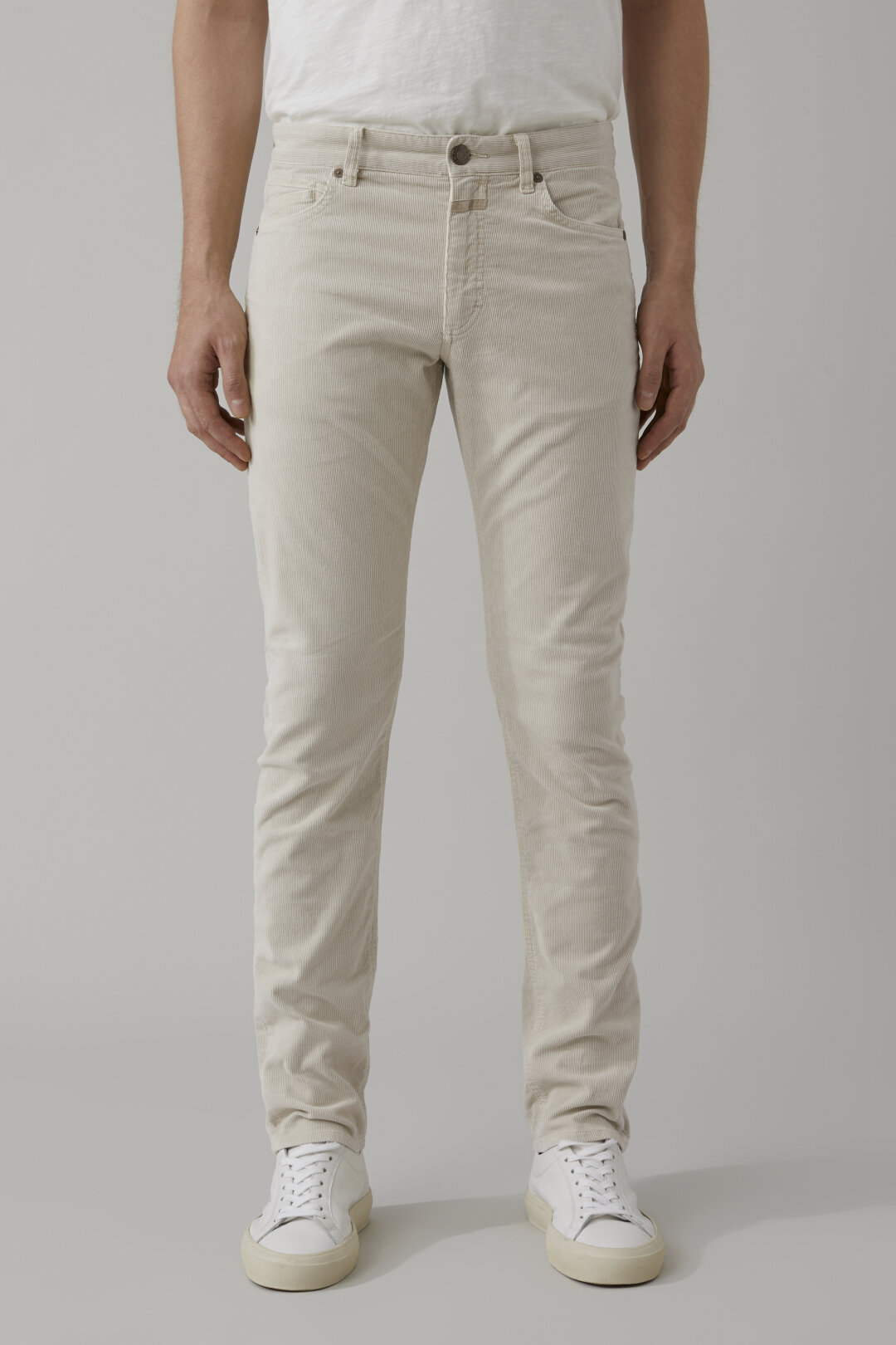 Pantalon velours Unity Slim
