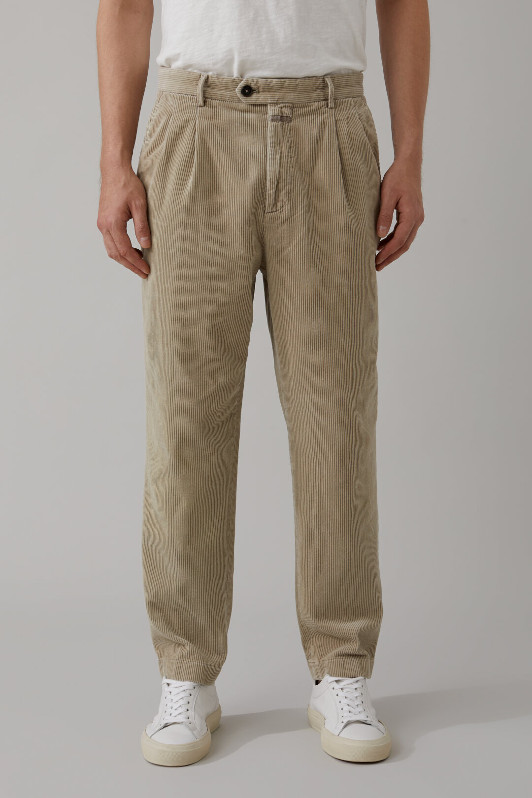 Pantalon velours Baron Wide