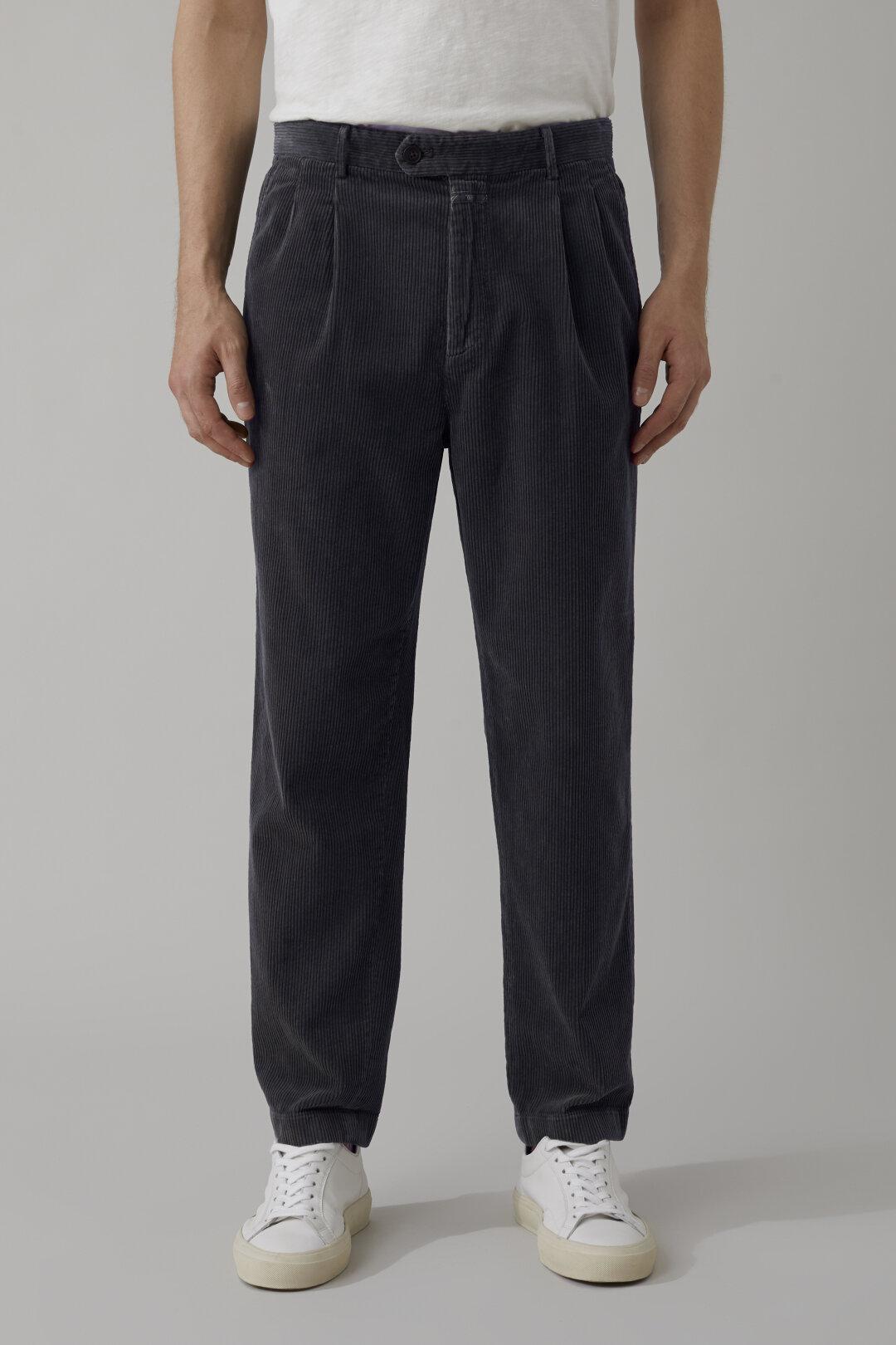 Pantalon velours Baron Wide