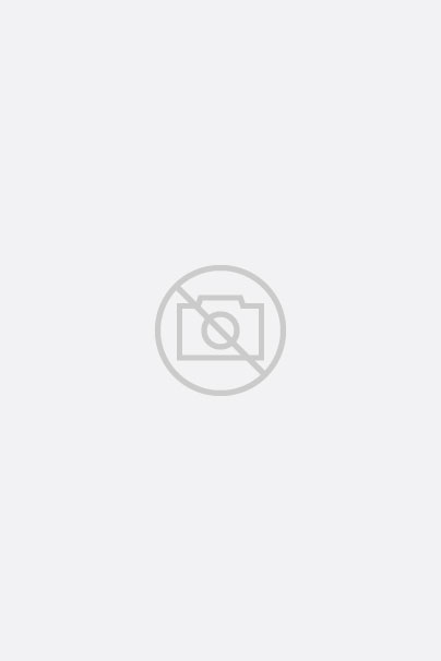 Shirt à manches longues et rayures, col montant