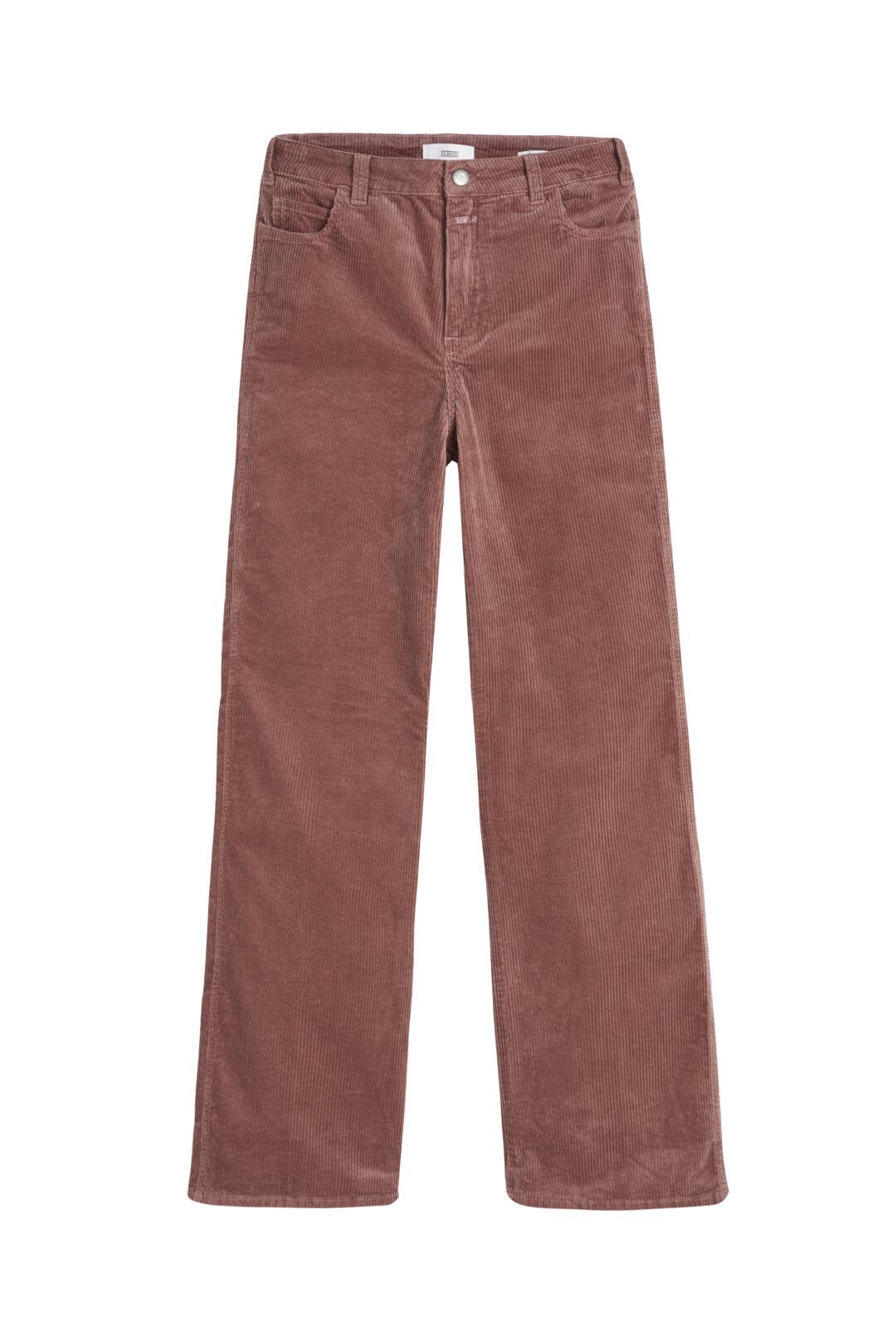 Pantalon velours côtelé Kathy